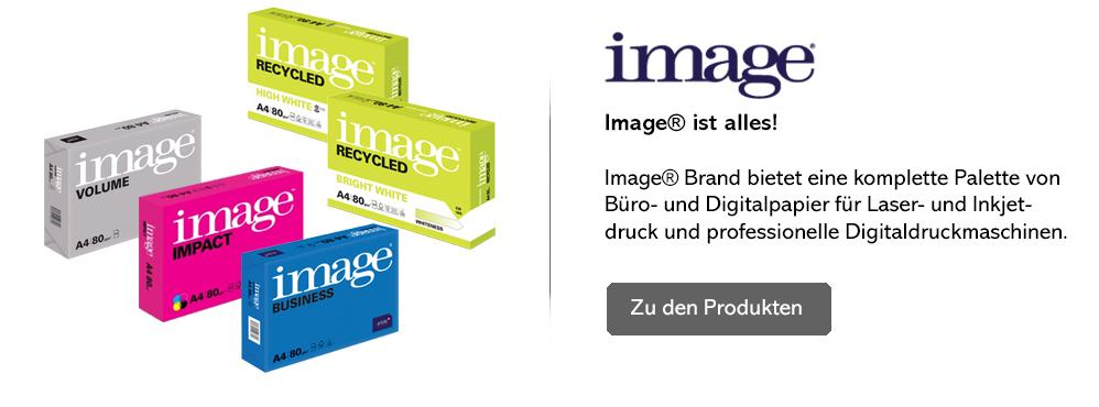 Image Kopierpapiere für Laser- und Inkjetdruck und professionell