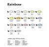 16 Pastellfarben Tecno Colors