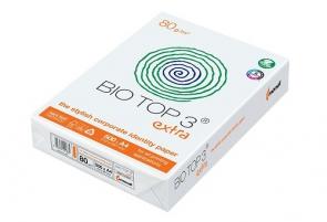 BIO TOP 3® extra Kopierpapier 80g/qm DIN A4