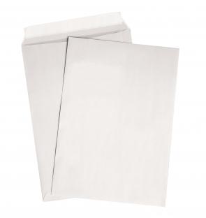DIN C4 Versandtaschen, weiß, ohne Fenster, HK, 120g/qm