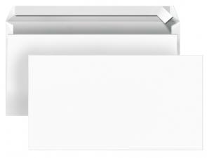DIN C4 Premium-Briefhüllen, hochweiß, ohne Fenster, HK, 120g/qm