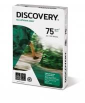 Discovery Kopierpapier 75g/qm DIN A4 4-fach gelocht