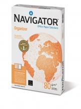 Navigator Organizer Kopierpapier 80g/qm DIN A4 4-fach gelocht