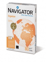 Navigator Organizer Kopierpapier 80g/qm DIN A4 2-fach gelocht