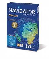 Navigator Office Card Kopierpapier 160g/qm DIN A4