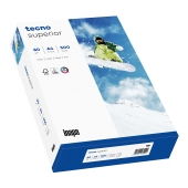 Tecno Superior Kopierpapier 80g/m² DIN A4 2-fach gelocht