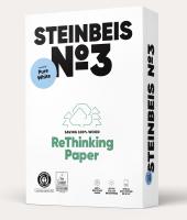 Steinbeis Pure White Recyclingpapier 80g/qm DIN A3