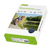 Recyconomic Pure White Recyclingpapier 80g/qm DIN A4