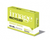 Image Recycled Bright White Recyclingpapier 80g/qm DIN A4