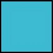 Farbiges Papier blau 80g/qm DIN A3