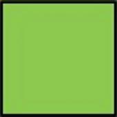 Farbiges Papier grün 120g/qm DIN A4