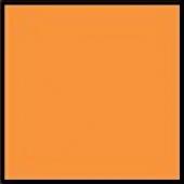 Farbiges Papier orange 160g/qm DIN A4