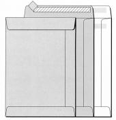 DIN B4 Versandtaschen, natron/braun, ohne Fenster, HK, 110g/qm