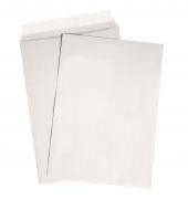 DIN C4 Versandtaschen, weiß, ohne Fenster, HK, 90g/qm
