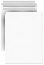 DIN C4 Versandtaschen, weiß, ohne Fenster, SK, 90g/qm
