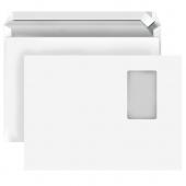 DIN C4 Premium-Briefhüllen, hochweiß, mit Fenster, HK, 120g/qm