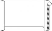 DIN C5 Versandtaschen, weiß, ohne Fenster, HK, 90g/qm
